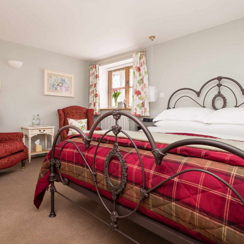 Luxury Bed and Breakfast Ludlow Shropshire