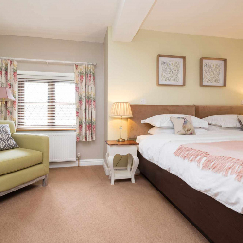 The Graig Bed and Breakfast Ludlow Shropshire