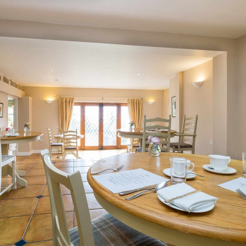 Luxury Bed and Breakfast Shropshire